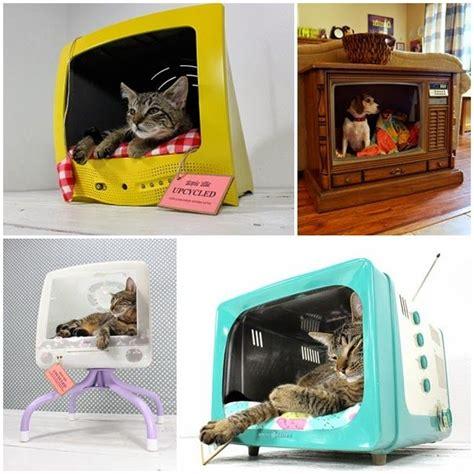 camas para gatos caseras 17 mejores ideas sobre camas para perros de tv en