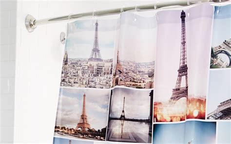 Personalised Shower Curtain by Custom Shower Curtains Personalized Shower Curtains
