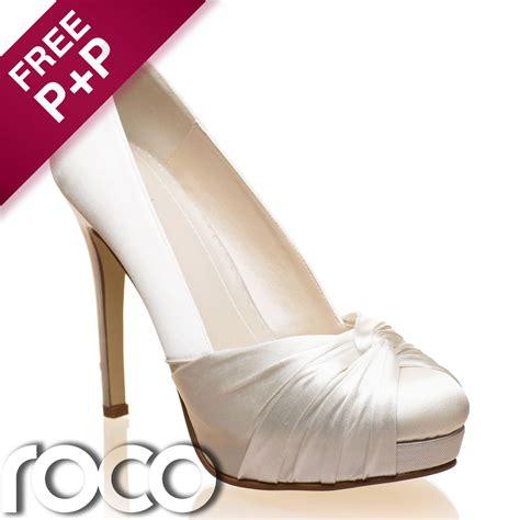 designer wedding shoes designer bridal shoes ivory wedding bridesmaid high
