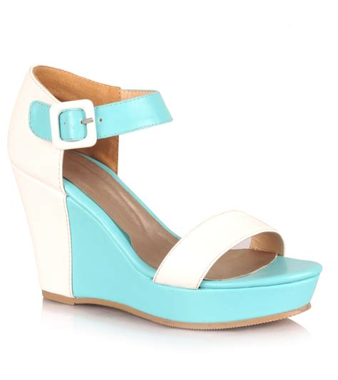 comfortable wedge pumps comfortable two tone wedge heel ankle strap sandals