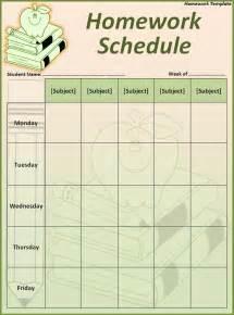 Homework Sheet Template by Homework Sheet Template Cake Ideas And Designs