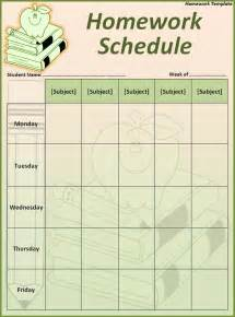 Homework Planner Template Pics Photos Planner Template College Homework Planner