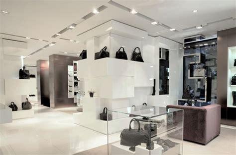 workshop lighting layout design commercial lighting design handbag boutique case
