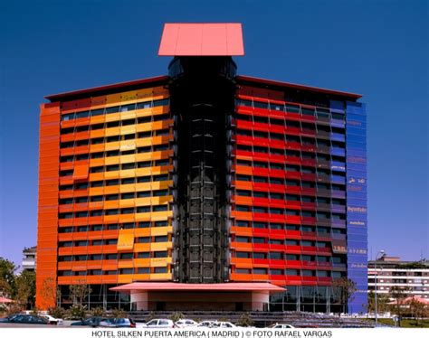hotel silken puerta am 233 rica madrid 12 ways of understanding the architecture the hotel designer