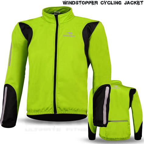 insulated cycling jacket cycling jacket winter fleece thermal windproof long sleeve