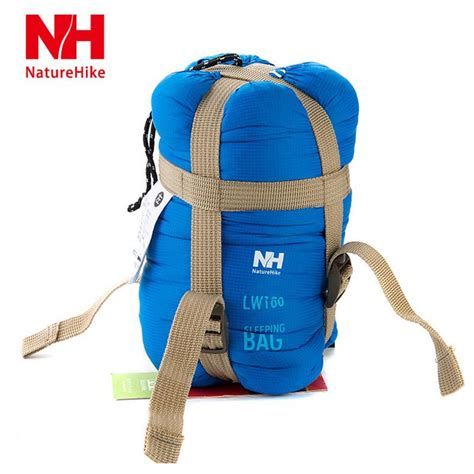 Sleeping Bag Naturehike Kantung Tidur Travel Cing Portable Lw180 naturehike kantung tidur travel cing portable sleeping