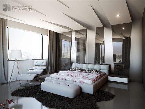 Bedroom Design Modern Contemporary Modern Colorful Bedrooms