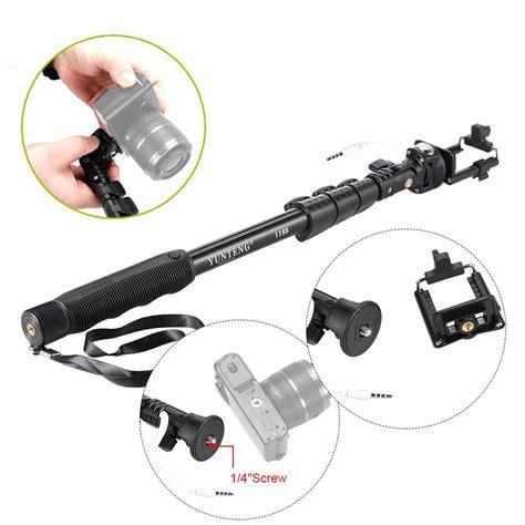Tongsis Mini Non Cable jual new yunteng yt 1188 tongsis kabel tombol shutter non bluetooth di lapak pasarbb