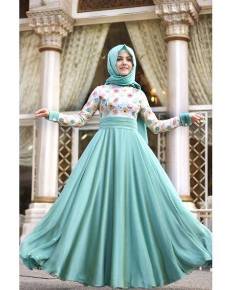 Dress Wanita Kode Dc 0406 model gamis cantik gamis modern maxi gamis modern