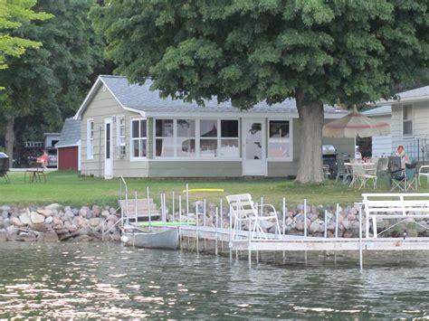sunset cottages on kelly lake photos