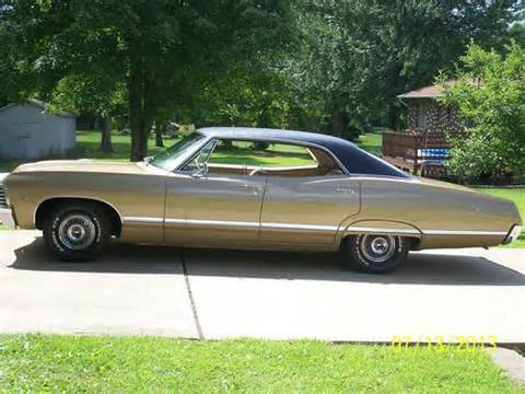 purchase used 1967 chevrolet impala 4 door hardtop in