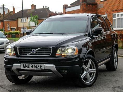 small engine service manuals 2008 volvo xc90 electronic valve timing 2008 volvo xc90 2 4 d5 turbo diesel se awd 4x4 7 seater auto rear dvd demo 1 pr in croydon
