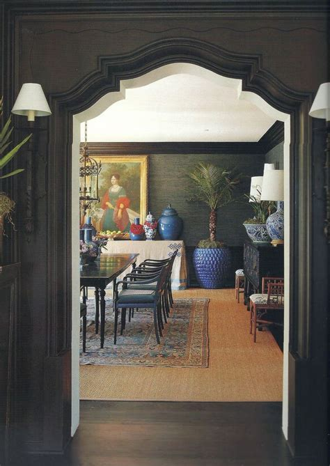 chinoiserie dining room images  pinterest