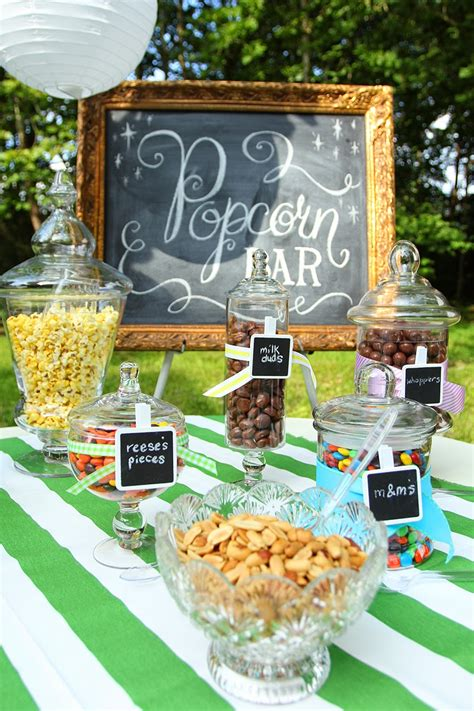 sweet 16 backyard party ideas sweet 16 outdoor movie party diy ideas pinterest