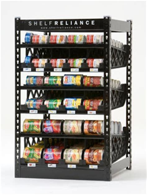 shelf reliance shelving