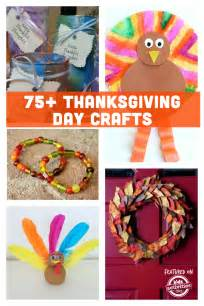 75 thanksgiving crafts activities