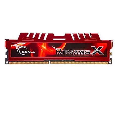 Memory G Skill g skill ripjaws x series 8gb 2 x 4gb ddr3 1600 memory f3 12800cl9d 8gbxl pcpartpicker
