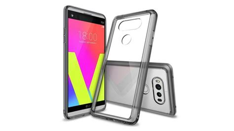 Casing Lg V20 2016 Rearth Ringke Fusion Original 100 Rearth Ringke best lg v20 cases android authority