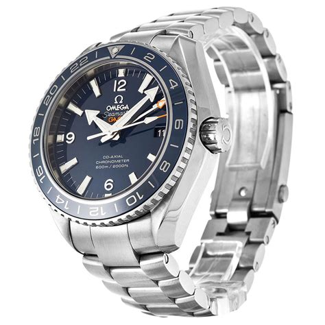 Blue Omega Seamaster Planet Ocean 232.90.44.22.03.001   Replica Watches Store