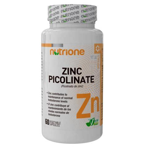 Zinc Anode Ww S2 1 7 Kg picolinato de zinc de nutrione en minerales de la a a la z