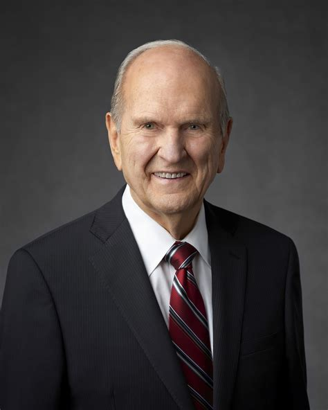 Amazing Who Is The Prophet Of The Mormon Church #4: President-Russell-M-Nelson-1-2018A.jpg