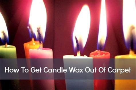 how to get candle wax out of carpet ask phil how to get candle wax out of carpet housewife how to s 174