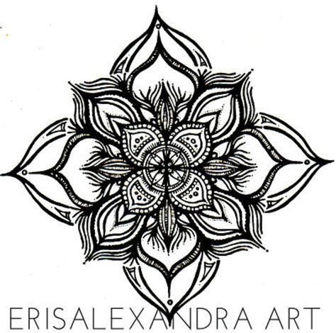 flower pattern drawing tumblr erisalexandra design