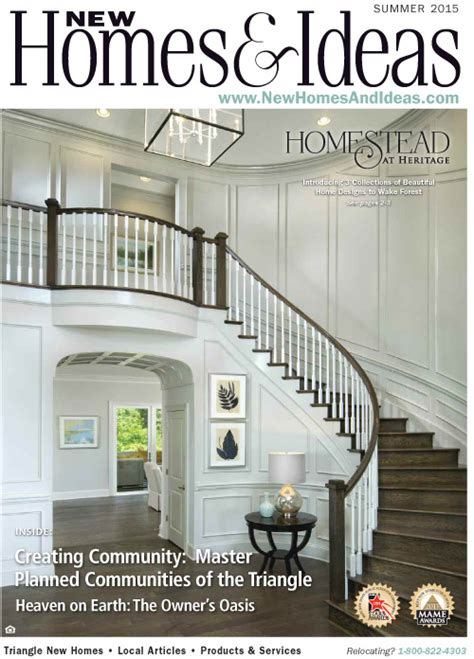 new homes and ideas magazine new homes and ideas summer 2015 187 free pdf magazines