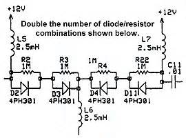 what are the functions of rectifier diodes functions of pin diode 28 images a voltage variable attenuator using silicon pin diodes and