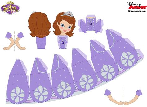 Disney 3d Papercraft - disney princess papercraft printable search