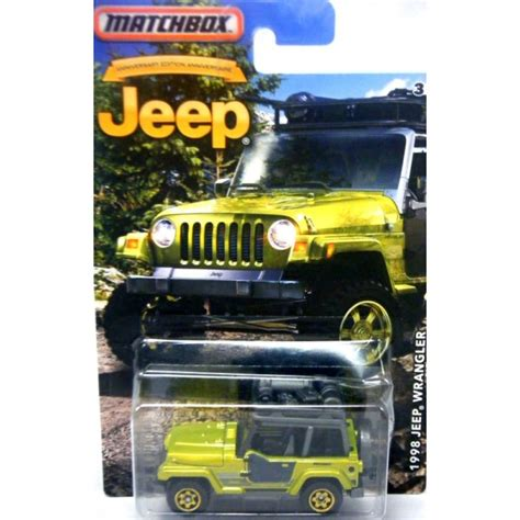 jeep wrangler matchbox matchbox jeep collection jeep wrangler global