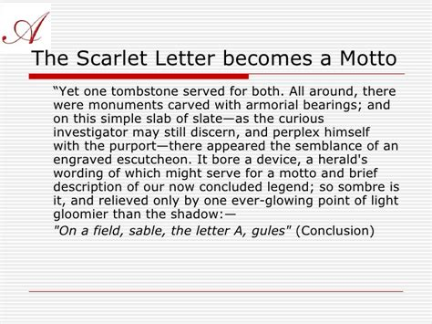 scarlet letter charity quotes the scarlet letter