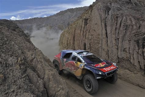peugeot dakar 2016 dakar rally 2016 peugeot s peterhansel crowned with 12th