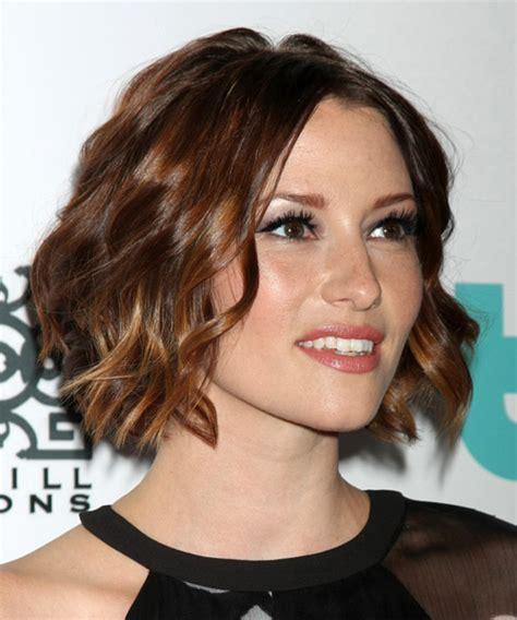 chyler leigh short hairstyles best short pixie haircut for fine chyler leigh medium wavy formal hairstyle dark brunette