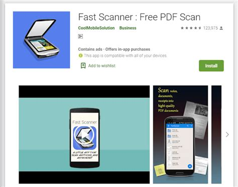 camscanner alternatives  android