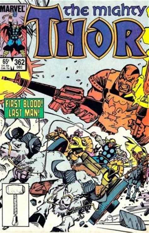 Tembakan Thor M16 3 the comics reporter