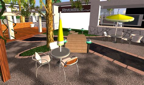 Second Cafe Chairs by Second Marketplace Modern Outdoor Cafe Furniture Set Riverside Cafe Table Chairs V 02