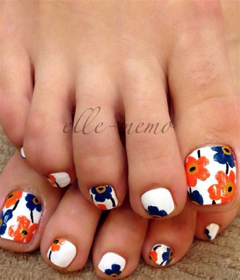 toenail trends 10 spring toe nail art designs ideas trends stickers