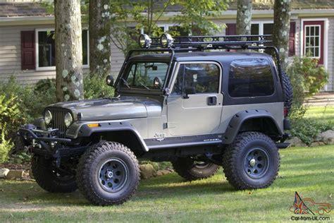 Jeep Cj Mods 1984 Jeep Cj 7 Resto Mod Must See