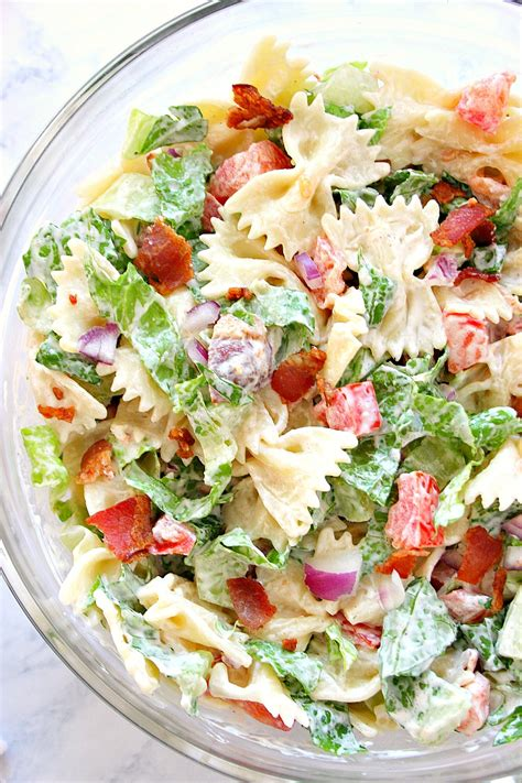 delicious summer pasta salad crunchy creamy sweet easy recipes for busy parents