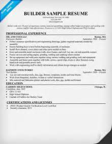 Resume Builder Objective Exles by Free Resume Builder The Resume Maker That Autos Post