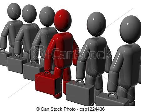 Queue The Photos by Stock Illustration Of Queue Standing In A Queue
