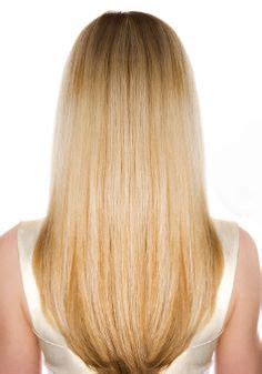 perimeter hair shaping one length below the shoulder round perimeter hair