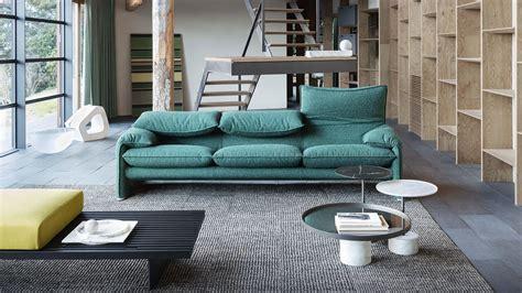 divano cassina meubles et accessoires design d int 233 rieur cassina