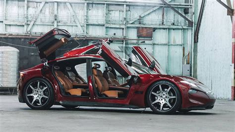 butterfly doors fisker unveils emotion electric sedan s butterfly doors