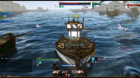 fishing boat archeage archeage fishing boat preview youtube