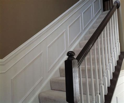 Make Your Own Wainscoting Diy Classic Wainscoting Tutorial Paint Colors And Foyers