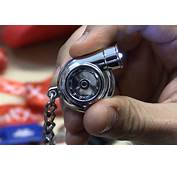 Turbo Boost Keychain Spins Up Makes BOV Noises