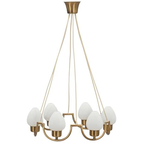 Scandinavian Chandelier Circa 1940 At 1stdibs Pendants And Chandeliers
