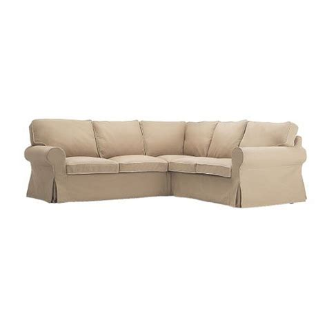 sectional sofa covers ikea ikea ektorp 2 2 corner sofa cover slipcover idemo beige